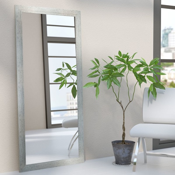 Rayne Mirrors Inc. - American Made Rayne Rectangle Silver Framed ...